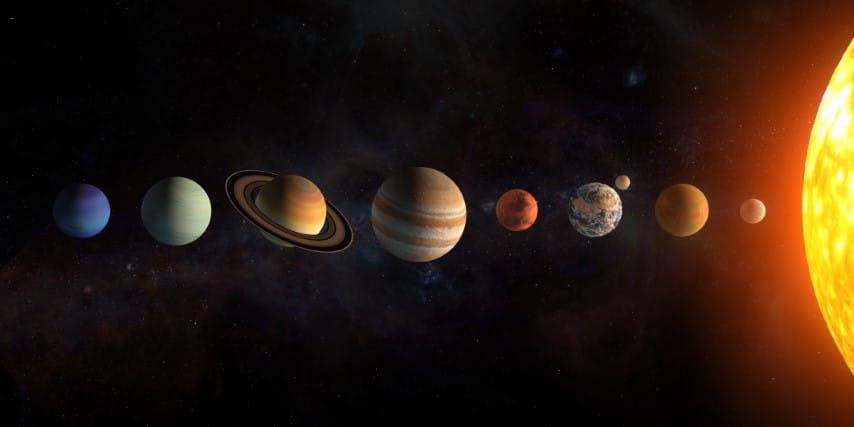 Uydusu Olan Gezegenler